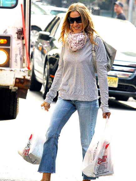 GROCERY RUN photo | Sarah Jessica Parker