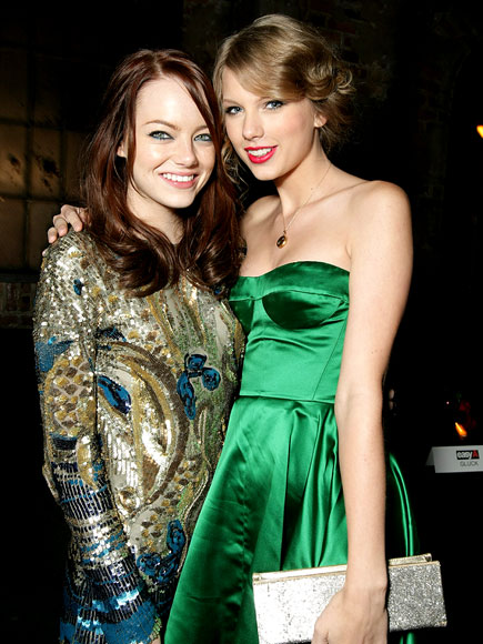 MAKING THE GRADE photo | Emma Stone, Taylor Swift