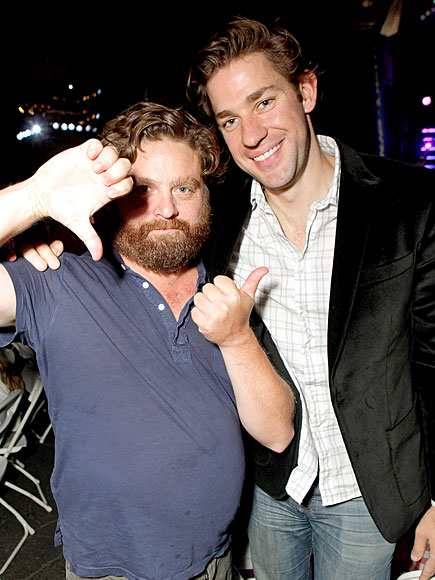 BROTHERLY LOVE photo | John Krasinski, Zach Galifianakis