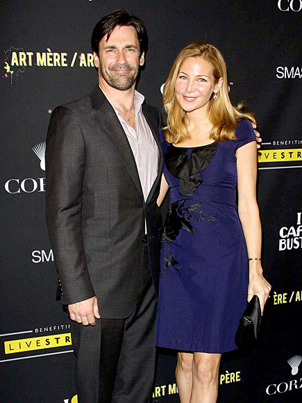 'STRONG' SHOWING photo | Jennifer Westfeldt, Jon Hamm