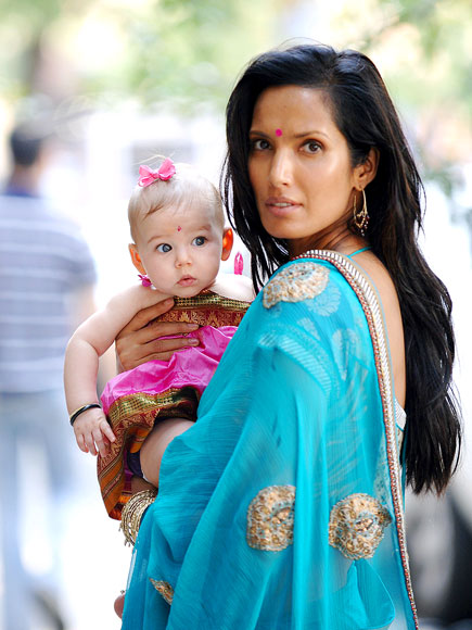 BINDI BABY photo | Padma Lakshmi