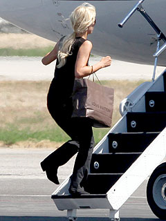 Paris Hilton Jets Off to Asia on Business After Plea Deal| Paris Hilton