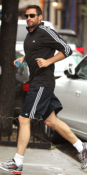 FEET FIRST photo | Hugh Jackman