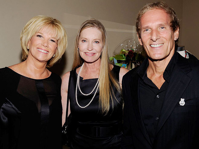 THE A-TEAM photo | Joan Lunden, Michael Bolton