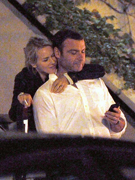 MAKE A WISH photo | Liev Schreiber, Naomi Watts