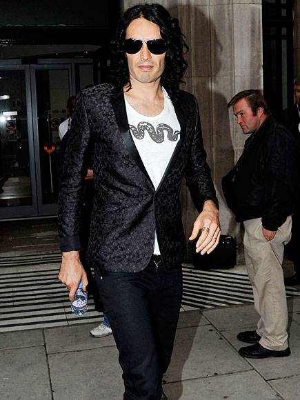 EASY LISTENING photo | Russell Brand