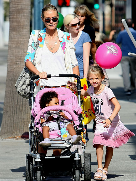 PINK LADIES photo | Heidi Klum