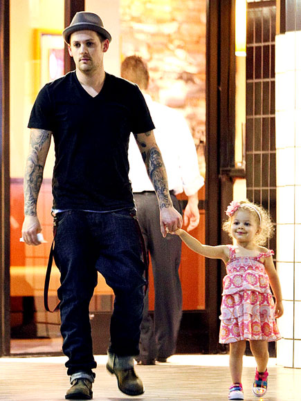 FATHER'S DAY photo | Joel Madden