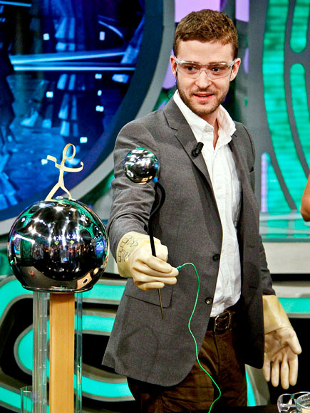 WEIRD SCIENCE photo | Justin Timberlake