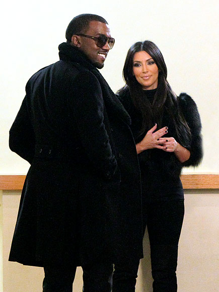 COOL COLLABORATORS  photo | Kanye West, Kim Kardashian