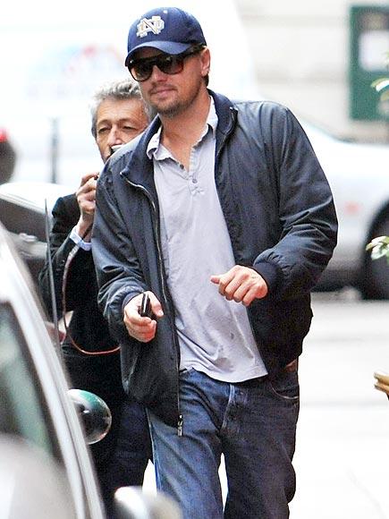 EAT & RUN photo | Leonardo DiCaprio