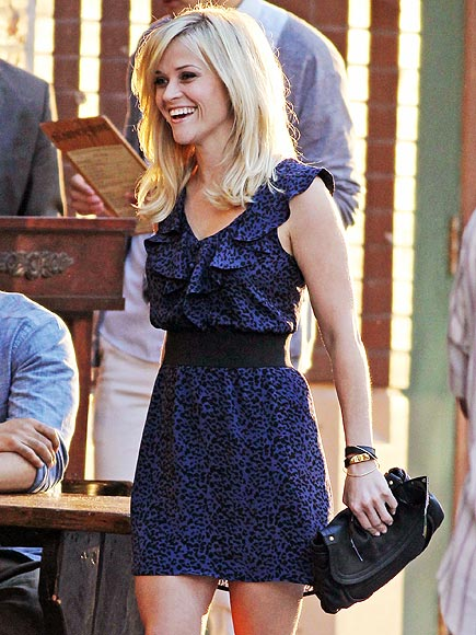 'WAR' & PEACE photo | Reese Witherspoon