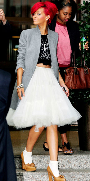 TULLE ACADEMY photo | Rihanna