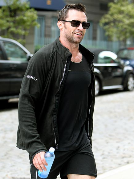 TRAINING DAY photo | Hugh Jackman