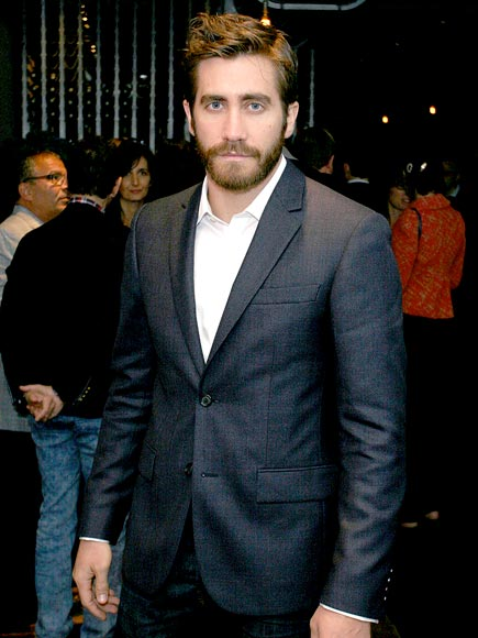 FEAST YOUR EYES photo | Jake Gyllenhaal