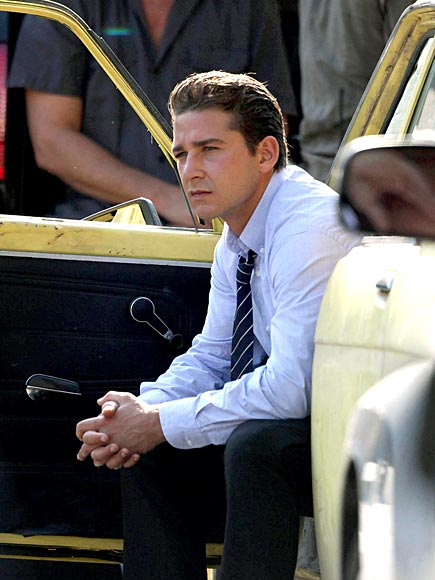 SET DRESSING photo | Shia LaBeouf