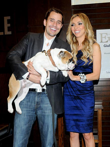 NOM DE POOCH photo | Bill Rancic, Giuliana Rancic