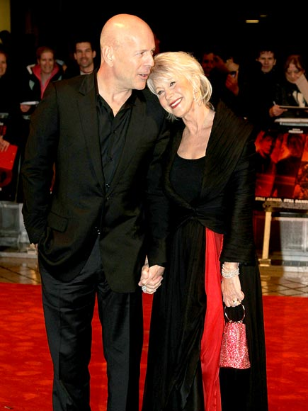 AND ... ACTION photo | Bruce Willis, Helen Mirren