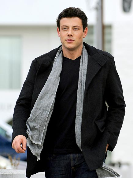 BLOWING IN THE WIND photo | Cory Monteith