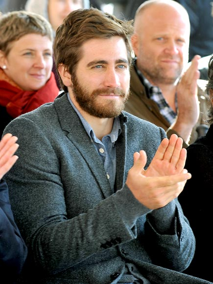 HIRSUTE HIMSELF photo | Jake Gyllenhaal