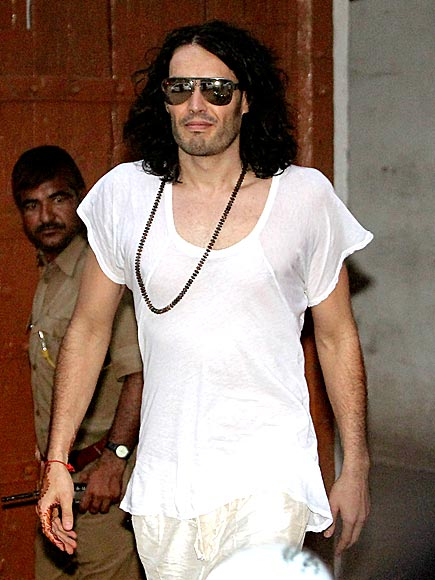 NIP SLIP photo | Russell Brand