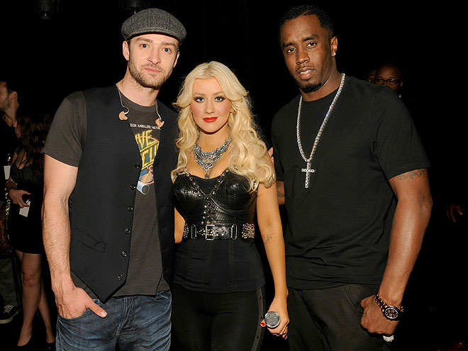 GOOD DEEDS photo | Christina Aguilera, Justin Timberlake, Sean P. Diddy Combs