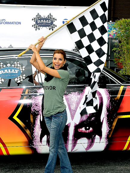 START YOUR ENGINES! photo | Eva Longoria Parker