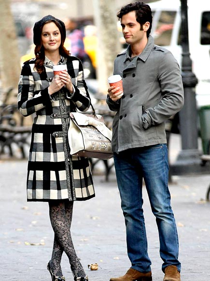 COAT CHECK photo | Leighton Meester