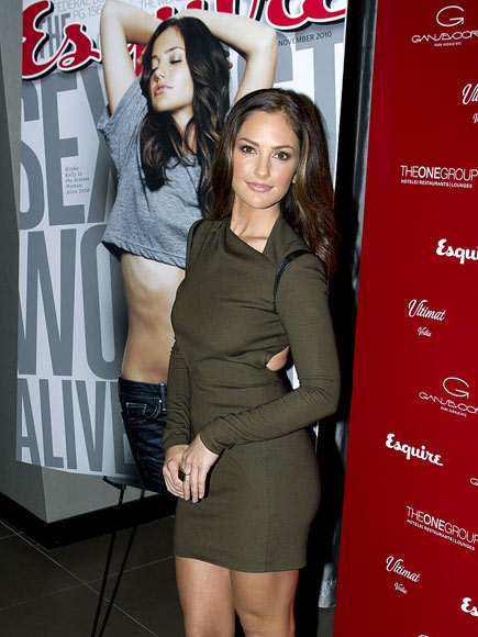 COVER GIRL photo | Minka Kelly