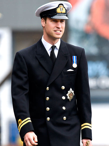 ROYAL DUTY photo | Prince William