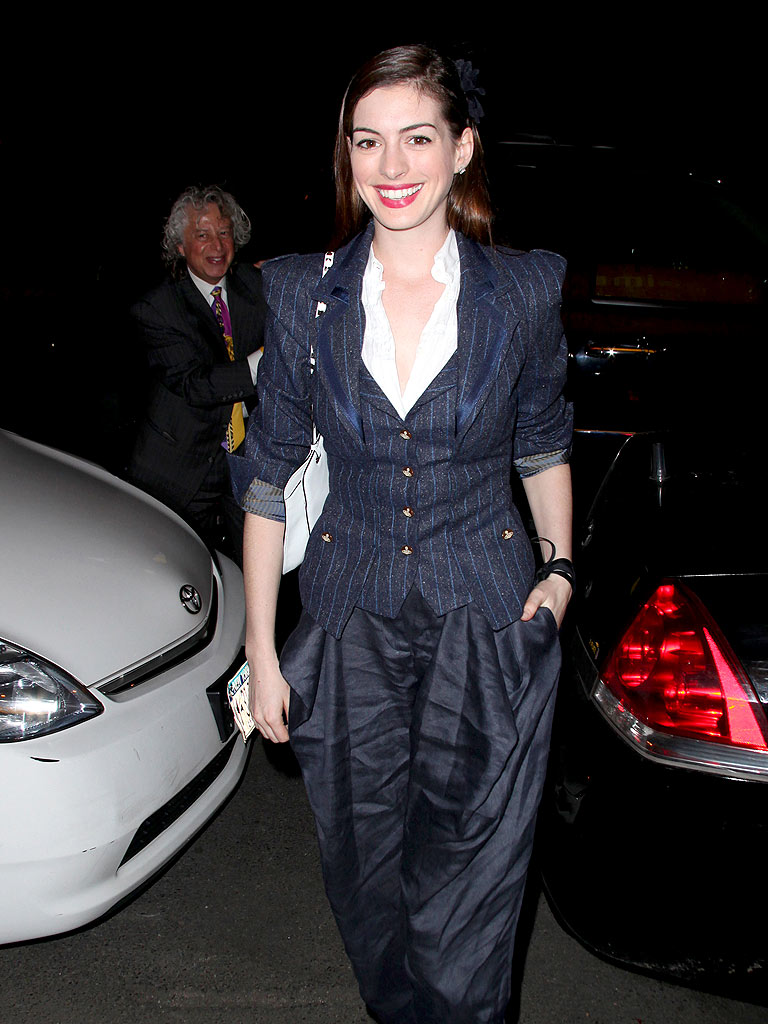 VESTED INTEREST photo | Anne Hathaway