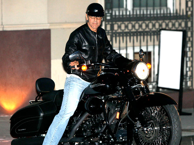 NIGHT RIDER photo | George Clooney