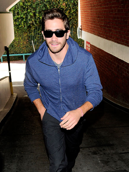 UPHILL BATTLE photo | Jake Gyllenhaal