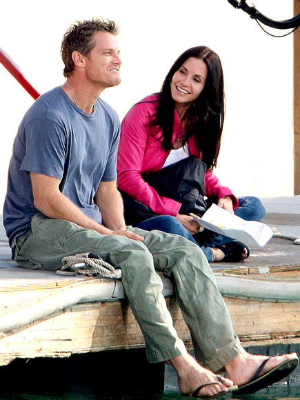 SET DRESSING photo | Courteney Cox
