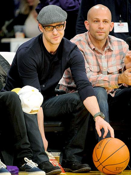 GAME DAY photo | Justin Timberlake