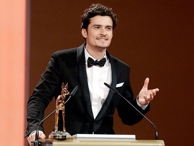 STAGE PRESENCE photo | Orlando Bloom