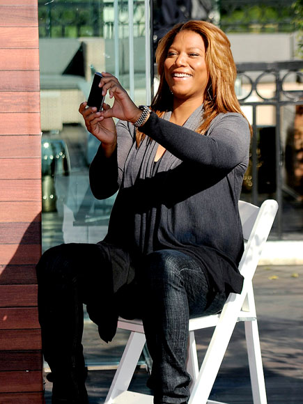 SNAP HAPPY   photo | Queen Latifah
