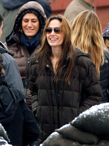 THAT'S A WRAP photo | Angelina Jolie