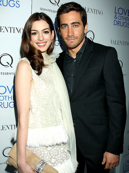 CAMERA READY photo | Anne Hathaway, Jake Gyllenhaal