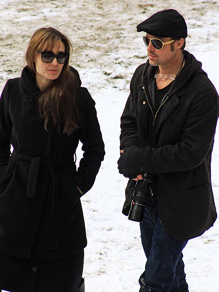 FILM BUFFS photo | Angelina Jolie, Brad Pitt