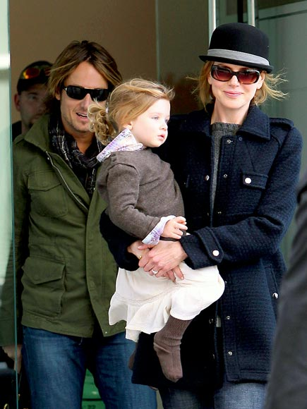 WINDY CITY photo | Keith Urban, Nicole Kidman