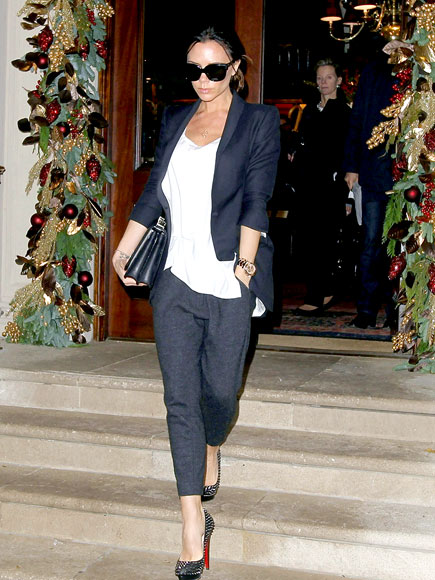 HOLIDAY SHOPPER photo | Victoria Beckham
