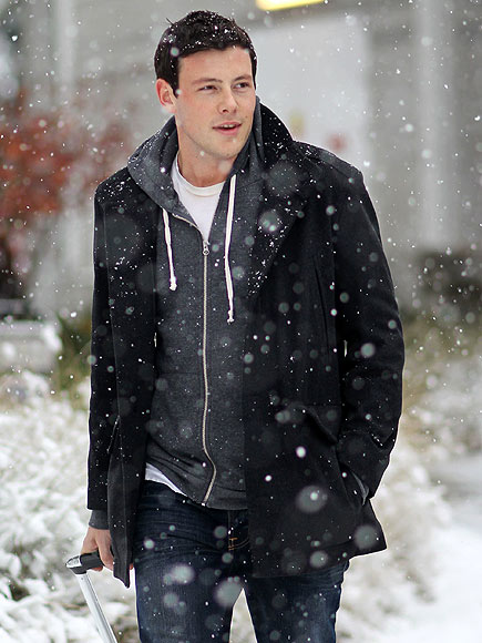 Let It Snow photo | Cory Monteith