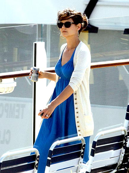 ON DECK photo | Katie Holmes