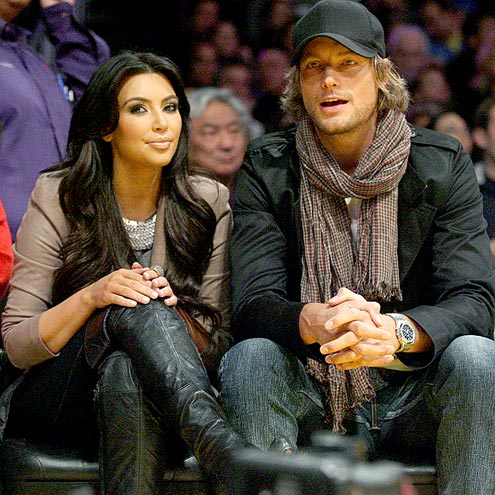LOOKING TO SCORE photo | Gabriel Aubrey, Kim Kardashian