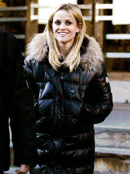 PARKA PRINCESS photo | Reese Witherspoon