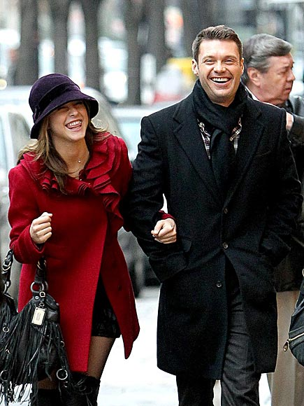 FRENCH CONNECTION photo | Julianne Hough, Ryan Seacrest