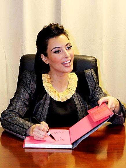 PAGE TURNER photo | Kim Kardashian