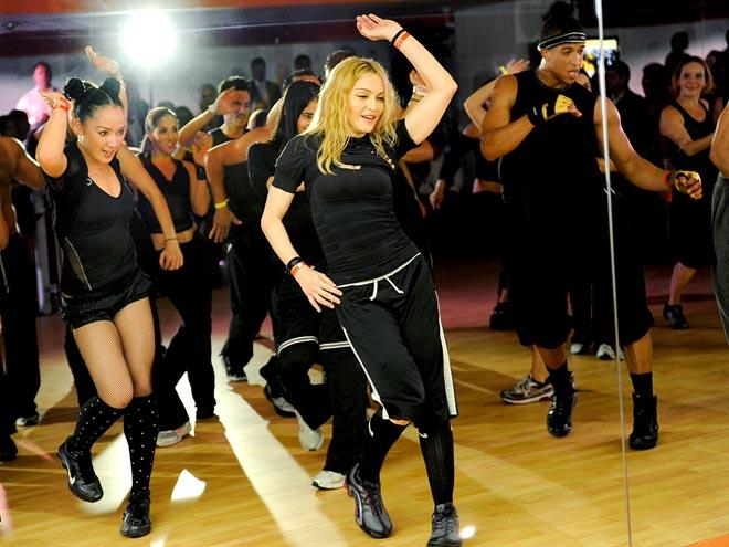 DANCING QUEEN photo | Madonna