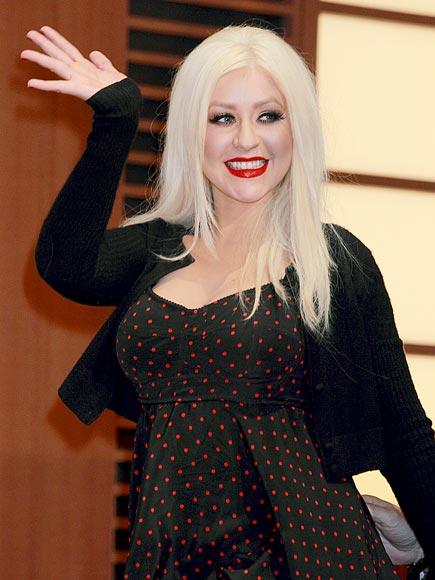 KONICHIWA! photo | Christina Aguilera